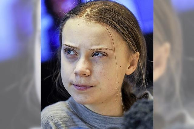 Greta Thunberg will von Corona für die Klimarettung lernen