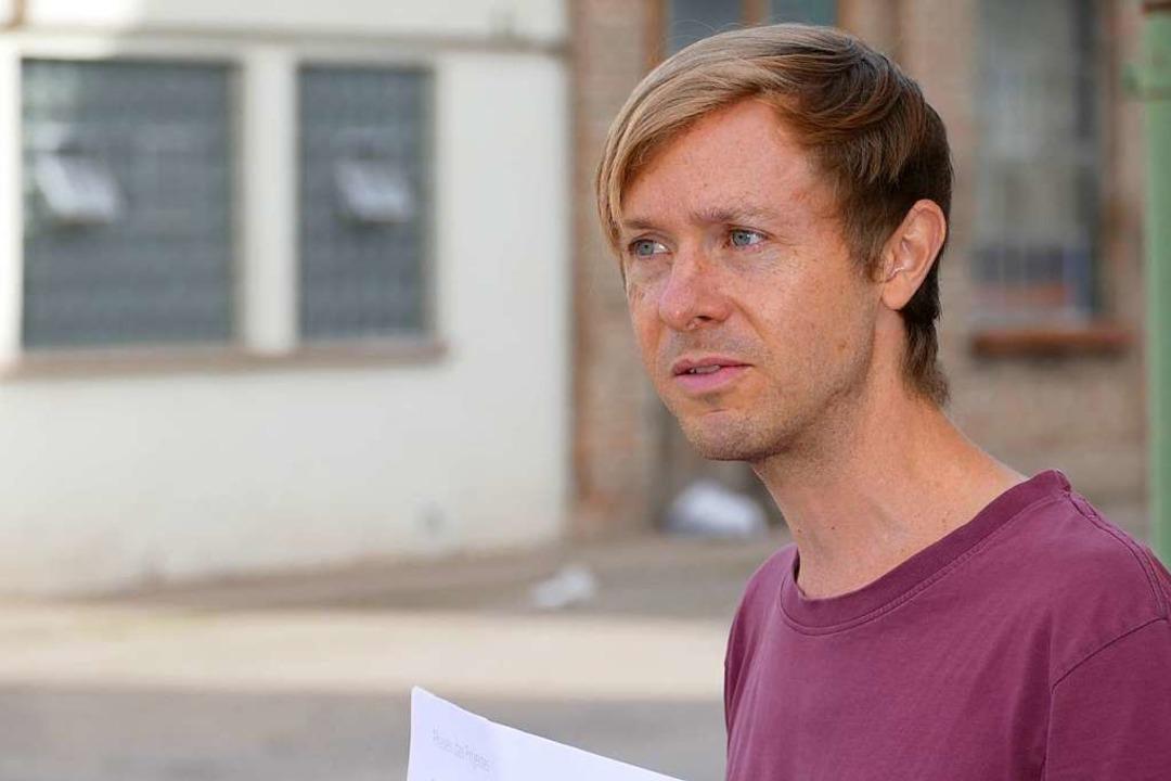 Michael Klatz, städtischer Projektleiter  | Foto: Peter Gerigk
