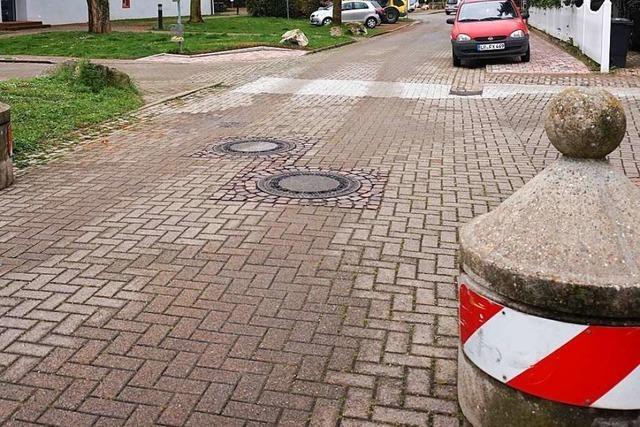 Der Ulmenweg wird die erste Spielstraße in Sölden