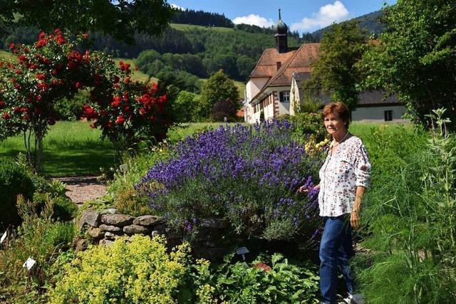 Verein aus Oberried bewahrt historisches Wissen über Kräuter