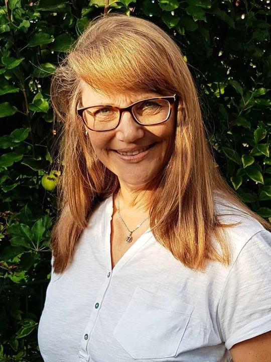 Petra Littner, Hauptorganisatorin des Breisacher Weinfestes  | Foto: Julius Wilhelm Steckmeister