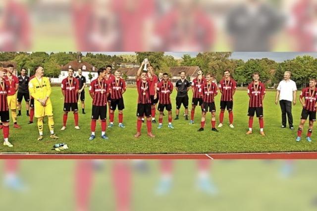 Hochklassiger Jugendfußball in Bad Dürrheim