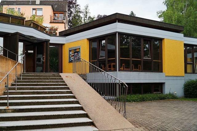 Private Spende ermöglicht nun doch Umbau des evangelischen Gemeindezentrums