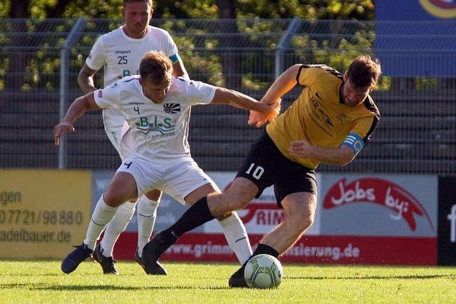Aufsteigerduell für FC 08 Villingen II, DJK Donaueschingen gegen Durbachtal