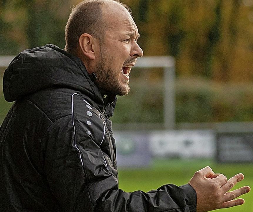Geht in seine zweite Saison beim SC Offenburg: Trainer Jürgen Wippich.   | Foto: Alexandra Buss