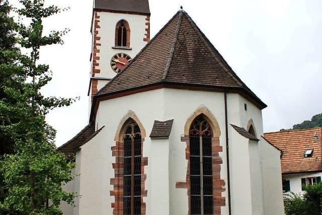 Die älteste Kirche in Grenzach-Wyhlen hat sich stark gewandelt
