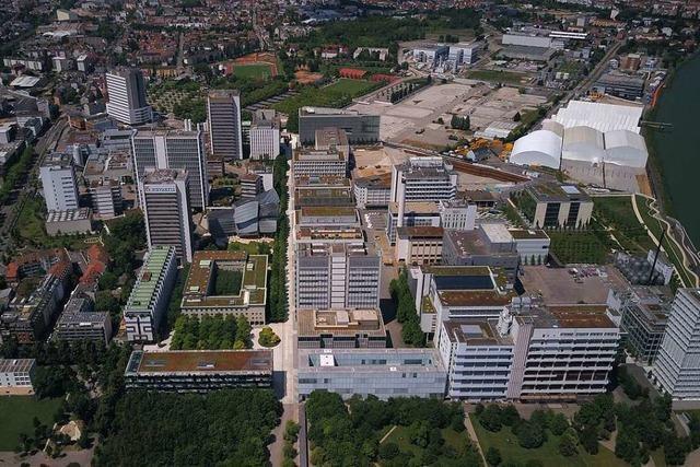 Novartis öffnet seinen Basler Campus für Start-ups
