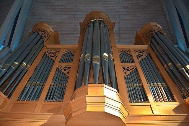 Vater und Töchter gestalten diesmal die Orgelmusik am Samstag in Weil am Rhein