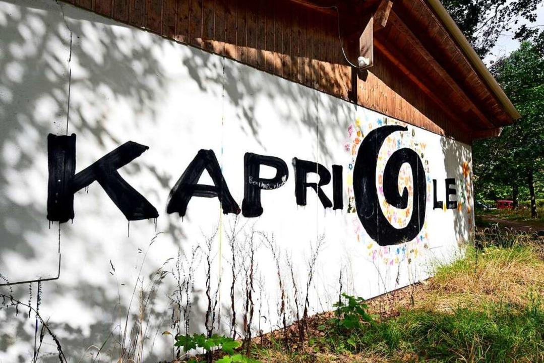 Die freie Schule Kapriole in der Wiehre.  | Foto: Thomas Kunz