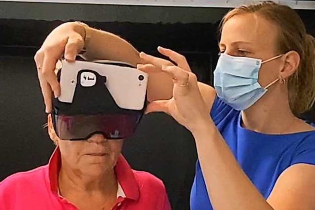 Uniklinik Freiburg will Reflexe von Senioren mit Datenbrillen stärken