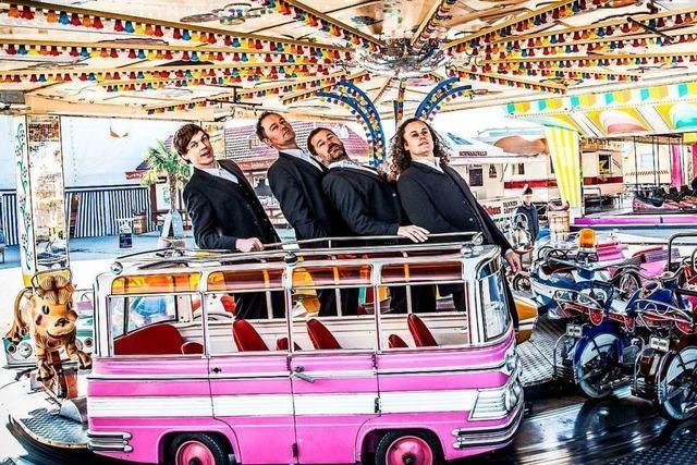 Im September bietet die Lahrer Rockwerkstatt Kulturtage mit Musik, Poetry Slam und Lesung