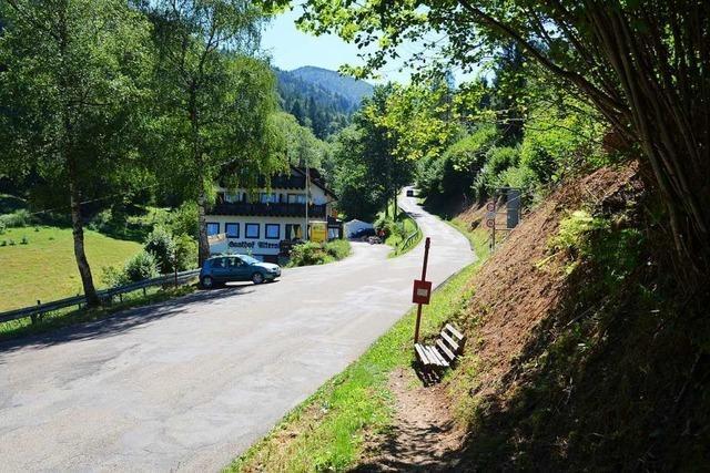 Die Straße auf den Kandel wird ab Herbst in Abschnitten saniert
