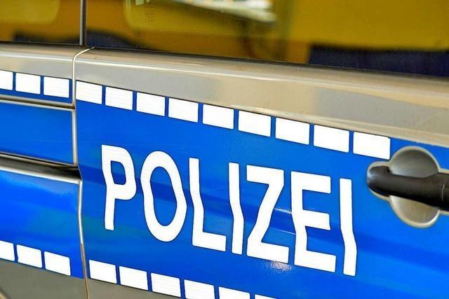 Motorradfahrer kollidiert in Görwihl mit Auto