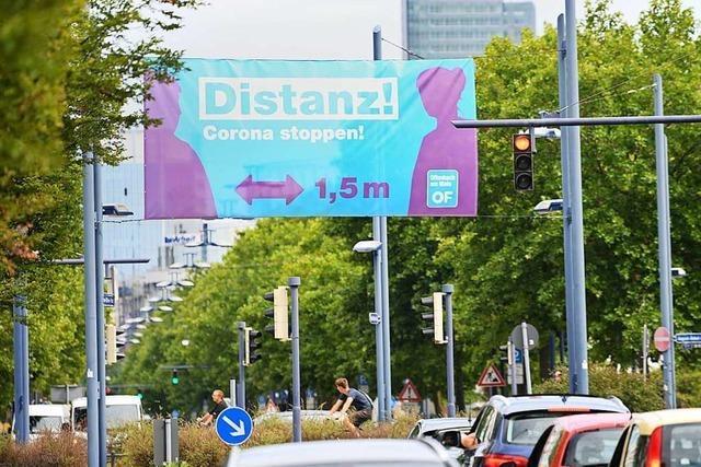 Corona-Grenzwert gerissen: Offenbach führt wieder Kontaktbeschränkungen ein
