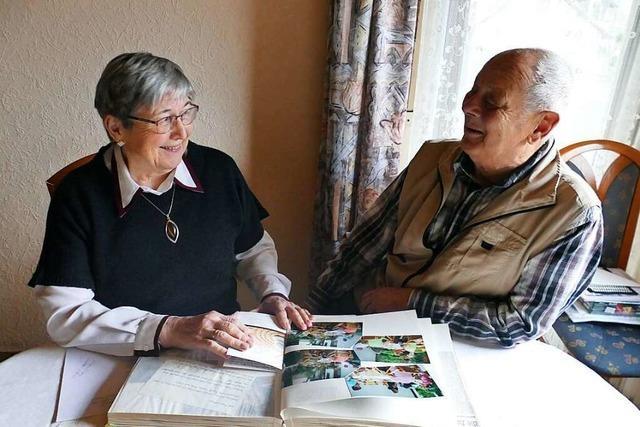 Wie ein Paar aus der Ortenau vor 60 Jahren die große Liebe fand