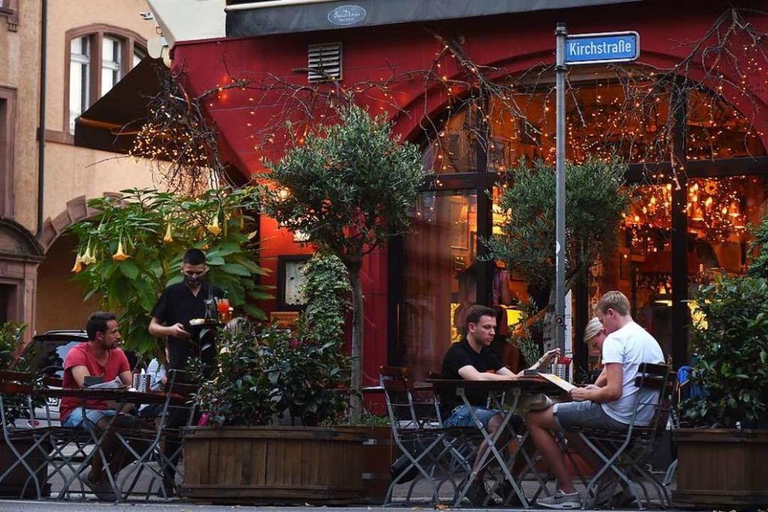 So könnte es immer in Freiburg aussehen, findet Gina Kutkat.  | Foto: Rita Eggstein