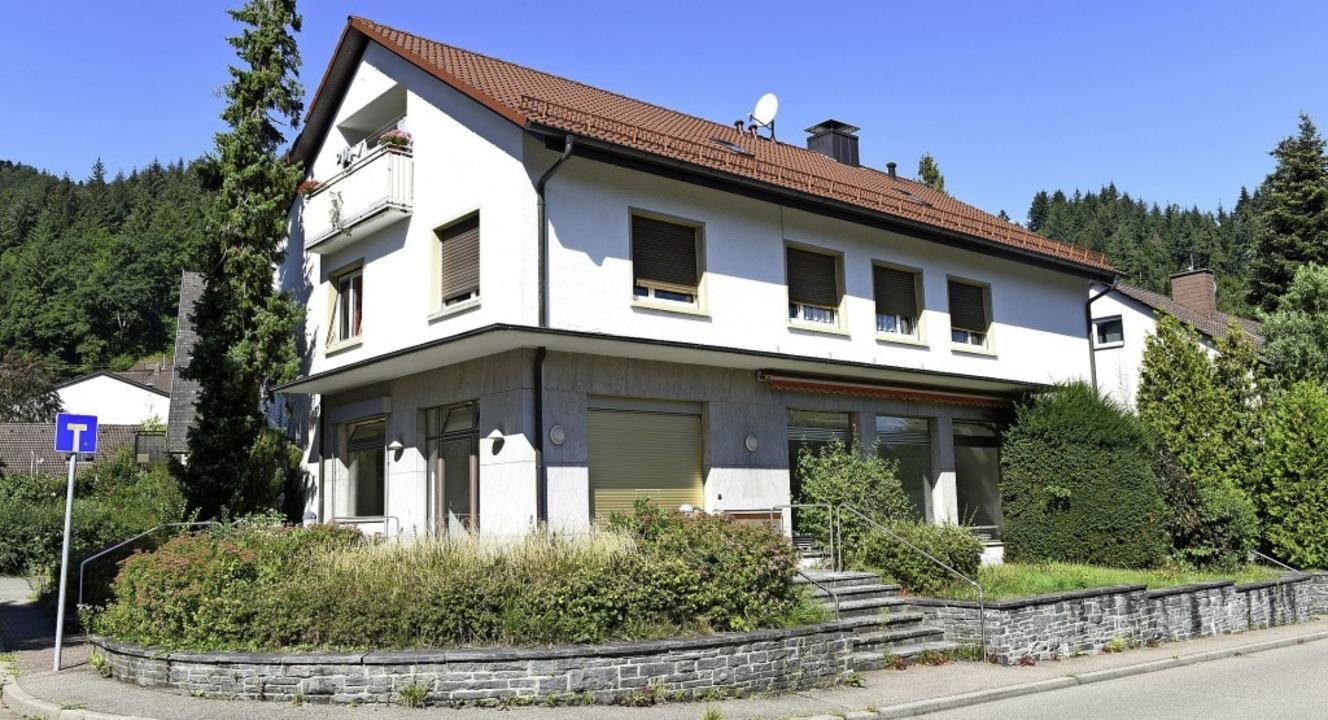 Die Räume der früheren Kappler Sparkas...der Reichenbachstraße 10 stehen leer.   | Foto: Rita Eggstein