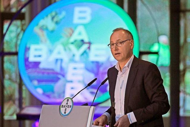 Bayer schließt Milliardenvergleich