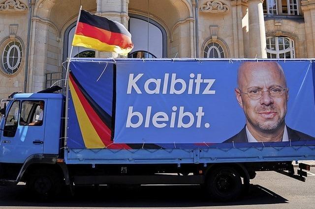 Kalbitz bleibt draußen