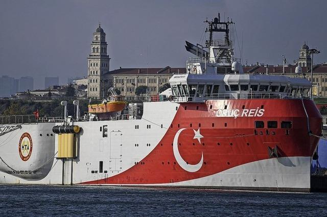 Erdogan meldet Erdgasfund im Schwarzen Meer