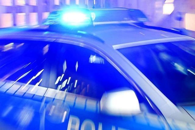 Unfall mit Streifenwagen in Offenburg – zwei Kinder leicht verletzt