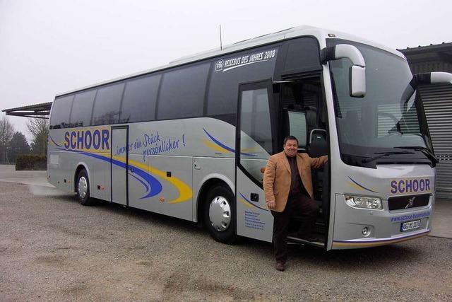 Wegen Corona wird bei den Reisebusunternehmen Schoor und Wirth nur zögerlich gebucht