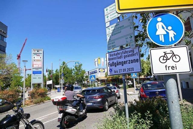Wie zwei Grünen-Gemeinderäte die Fußgängerzone in Weil verteidigen