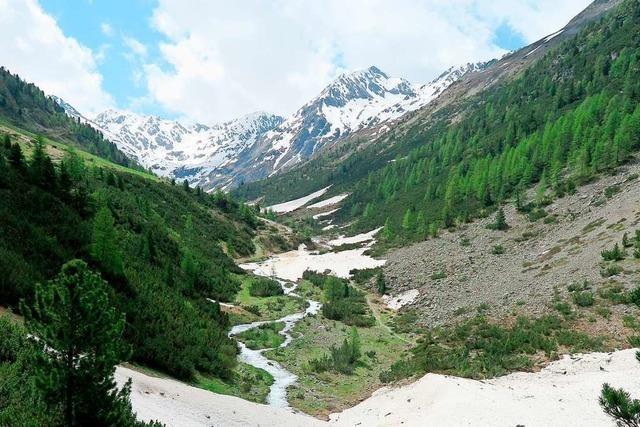 Livigno in Italien ist ein Ziel für Naturliebhaber