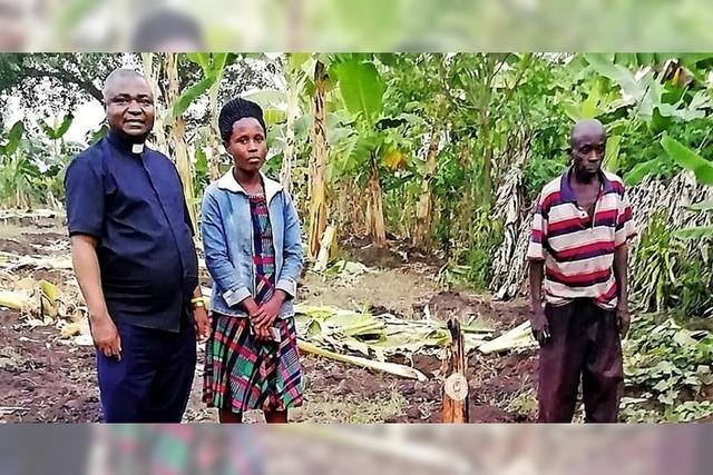 Umweltstiftung unterstützt Znüni-Afrikahilfe