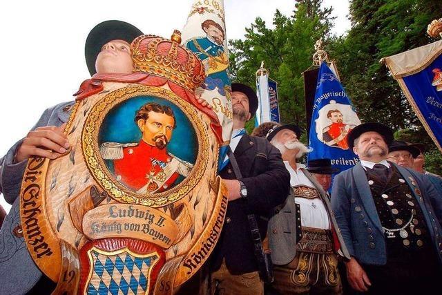 Bayern braucht Monarchen: Vor 175 Jahren kam Ludwig II. zur Welt