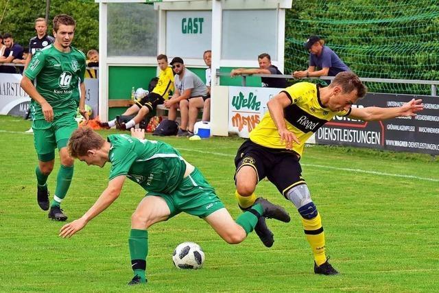 Ein Dämpfer zum Saisonauftakt für den FV Herbolzheim
