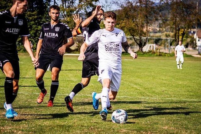 Aufsteiger FC Wittlingen ist der erste Tabellenführer