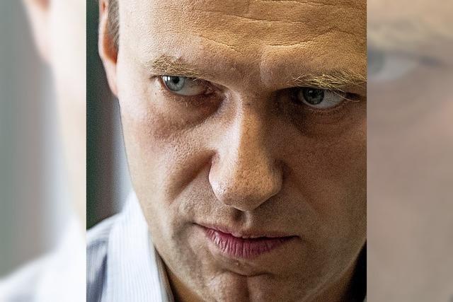 Nawalny in Obhut deutscher Ärzte