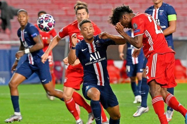 1:0 – FC Bayern gewinnt die Champions League