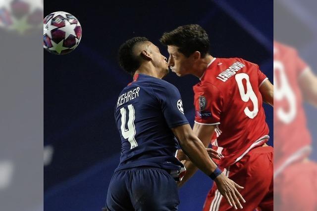 Der FC Bayern holt den Henkelpott
