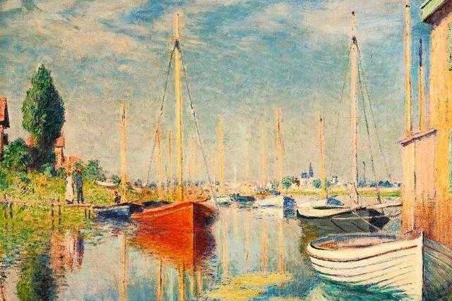Erleben Sie Spitzenwerke des französischen Impressionismus – von Monet bis Renoir