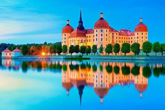 Begleiten Sie uns ins Schlösserland Sachsen