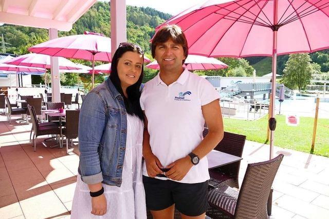 Wie sieht das Fazit des Schönauer Freibadleiter-Paares nach einem Jahr aus?