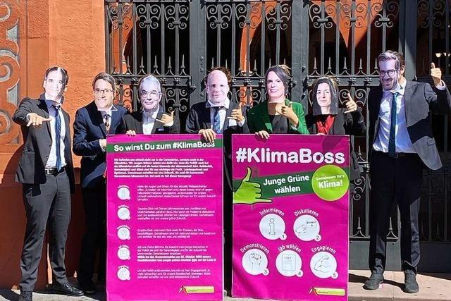 Junges Grünes Bündnis Basel kapert Seifenboss-Kampagne