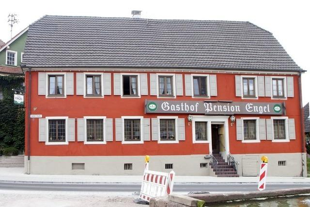Das Gasthaus Engel im Lahrer Stadtteil Sulz ist verkauft