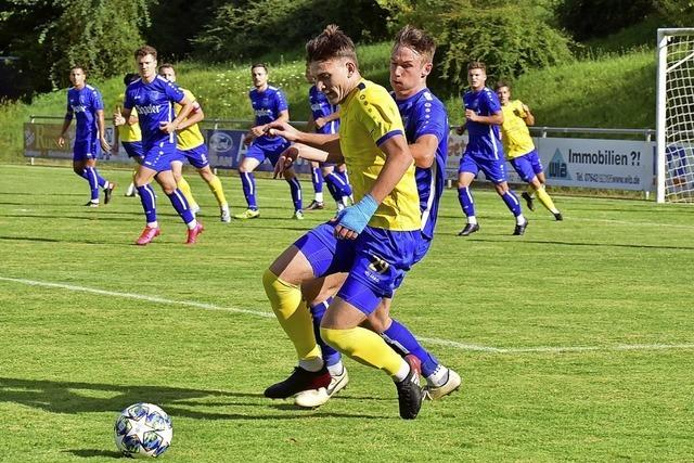 Fußball-Verbandsliga: Schöne Siege zum Auftakt für die zwei Elztäler Clubs