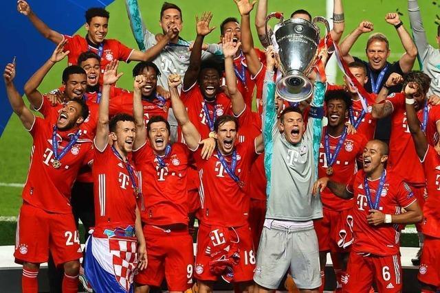 Bayerns Champions-League-Sieg – ein logischer Coup