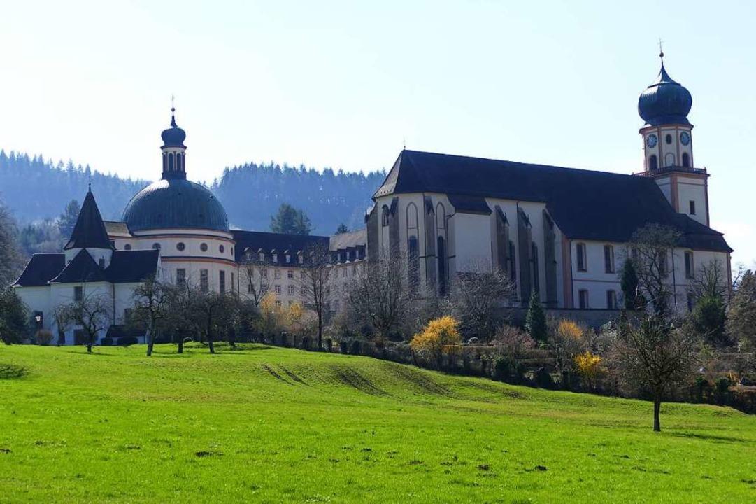 Anfang des 7. Jahrhunderts errichtete ...tiges Barockensemble, gegründet wurde.    Foto: Frank Schoch