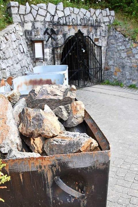 Im Besucherbergwerk Teufelsgrund kann ...ition des Schwarzwalds nachvollziehen.    Foto: Max Schuler