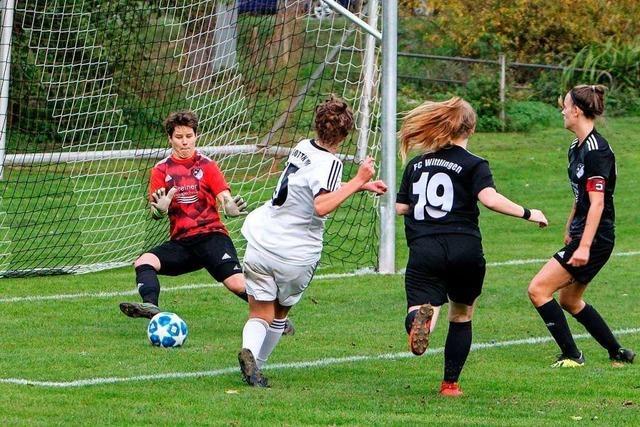 Frauenfußballmannschaften rund um Weil am Rhein suchen Nachwuchs