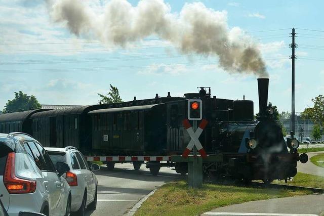 Land will Analyse zur Reaktivierung der Kandertalbahn im Oktober vorlegen