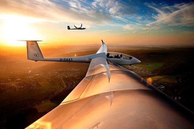 Großeinsatz wegen eines vermeintlichen Flugzeugabsturzes