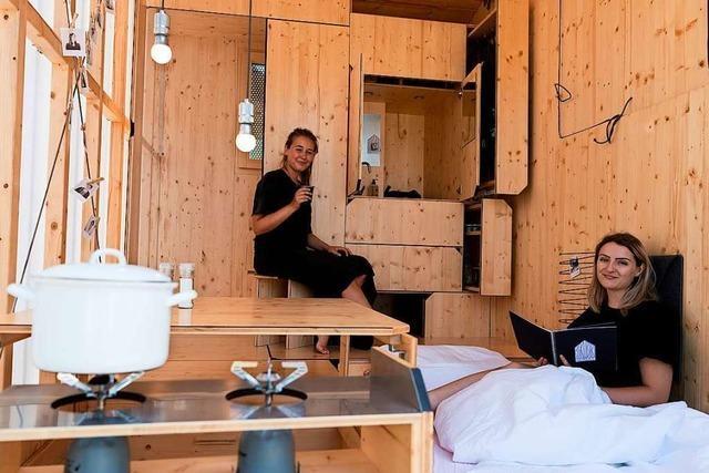 Gemeinderat Kirchzarten will keine Tiny Houses in der Bruggastraße