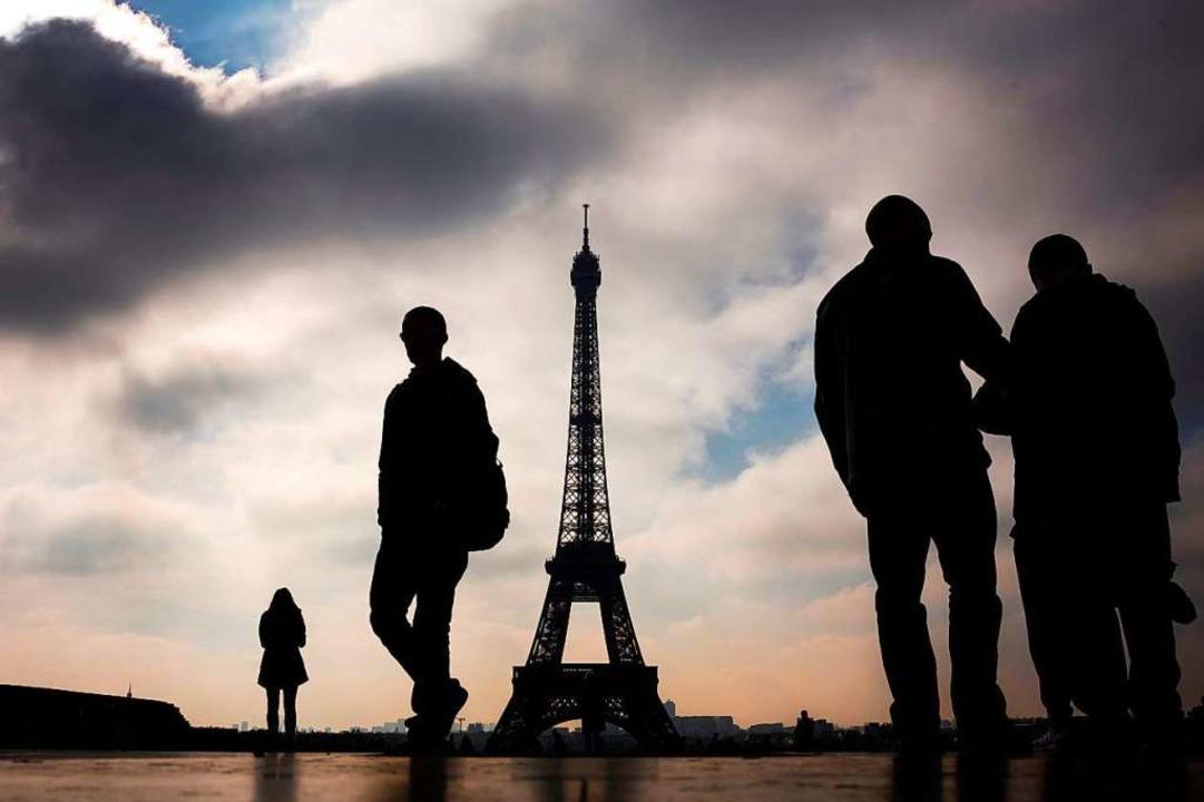 Paris wird als Risikogebiet eingestuft.  | Foto: LIONEL BONAVENTURE
