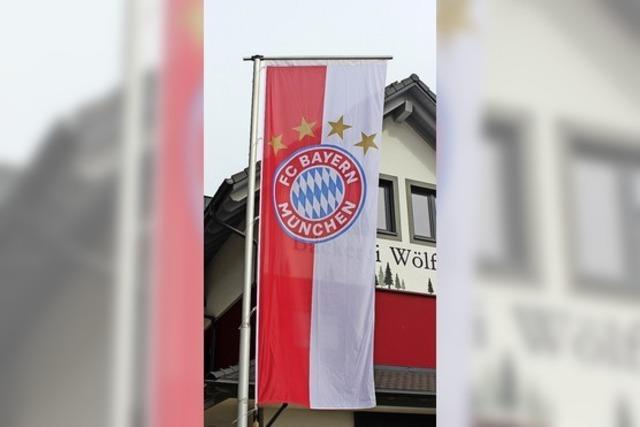 Mit Bayern feiern